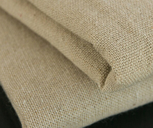 Linen / solid plain cotton fabric sofa prime hemp / bamboo fabric background cloth tablecloths handmade diy free shipping(China)