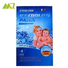 4 Piece/Box  Fever Cooling Plaster For Baby Temperature Ice Instant Cooling Gel Patch best physical temperature failing
