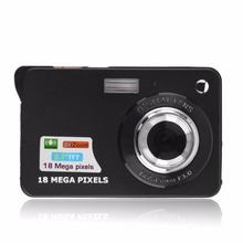 Professional 2.7 TFT LCD HD 720P 18MP K09 Digital Camera Camcorder 32G CMOS Sensor 8X Zoom Anti-shake Anti-red Eye(China)