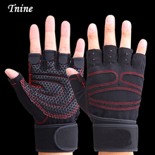 Tnine 2017 Tactical Gloves & Mitte Body Building Tactical Fitness Gloves Weight Lifting Gloves Exercise For Men And Women M L XL
