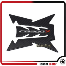 For HONDA CB500X CB 500X CB500 X Motorcycle Accessories Carbon Fiber Oil Fuel Gas Tank Pad Tankpad Decal Protector Sticker(China)
