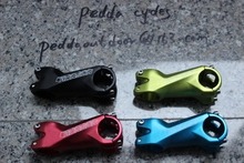 free shipping HONSUN FUNN similar model XC/DH/FR/MTB stem 31.8*90MM black,red,blue,green--one piece