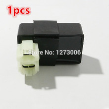 Universal 1Pcs 6 Pin Motorcycle CDI Ignition Box Chinese Scooter GY6 125CC 150cc ATV Part Car-Styling Moto Accessories HOT SALE