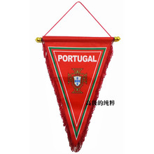 Portugal Countries Hanging Flag Banner National Pennants world cup football game exchange flag Bar Decor Gifts for men