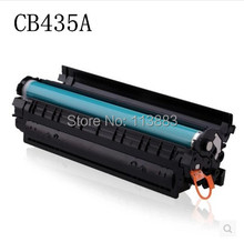 Compatible Toner Cartridge CB435A 35A 435 435a  for hp435a for HP Laserjet P1005 P1006 printers