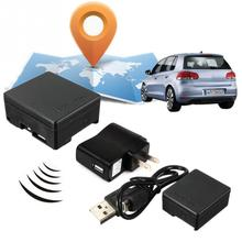 Mini GPS Tracker with USB Cable & Power Adapter 2015 New GPS Tracker Locator Auto Car Motorcycle Vehicle Realtime GPS/GSM/GPRS