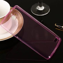 For TP-LINK Neffos C5 cell phone clear color case coque funda,Neffos C5 tpu cover soft back case guard shell