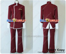 Mobile Suit Gundam SEED Destiny Cosplay Academy Staff Uniform H008