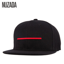 Brands NUZADA Snapback Bone Men Women Baseball Caps Quality Cotton Material Hats Hip Hop Simple Casual Style Cap jt-094