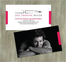 JDCMYK@ Full color print (DOUBLE SIDED)BUSINESS CARD 300gsm coated paper, finish in matte or glossy(China)