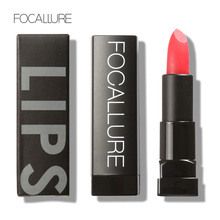 FOCALLURE Brands Nude Matte Lipstick Makeup Waterproof Lips 12 Color Cosmetic Beauty Make Up Matte-lipstick