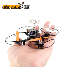Cheerson Tiny80 80mm 6CH DIY RC Drone Micro FPV Racing Quadcopter F3 EVO Brushed Flight Controller BNF Mini Racing Jump RC Toy