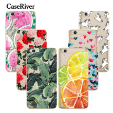 "Buy CaseRiver 5.0"" Xiaomi Redmi 5A Case Cover Soft TPU Silicone Redmi 5A Case Painted Phone Protective Back Case Xiaomi Redmi 5A for $1.12 in AliExpress store"