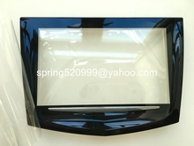 Free DHL new OEM Factory touch screen use for Cadillac car DVD GPS navigation LCD panel Cadillac touch display digitizer