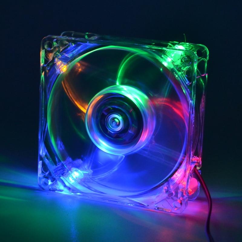 LED tuledega jahuti