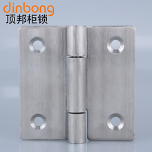 Dinbong CL114 hinge 304 stainless steel cabinet door, industrial machinery and equipment, marine hinge(China)