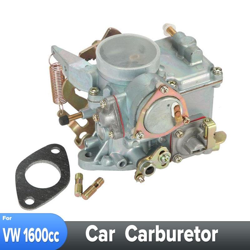 For Volkswagen Car Auto Carburetor Zinc Alloy 12V For 1600cc.Beetle Super Beetle Thing Karmann Ghia Squareback Transporter<br><br>Aliexpress