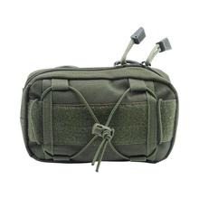 Unisex Universal Outdoor Military Tactical Bag Pouch Molle Waist Bag Fanny Pack 1000D Waterproof Phone Money Cases Outdoor Bags