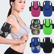 Running Jogging Sports Arm Band Bag Pouch for Huawei 3X 6Plus Enjoy 4X 3C G7 P6 P7 P8 Honor 3C 4A 2 7 Plus Enjoy 5S Mate S
