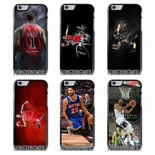 Derrick Rose Basketball Star Cover Case for Samsung A3 A5 A7 2015 2016 2017 Sony Z1 Z2 Z3 Z5 Compact X XA XZ Performance(China)