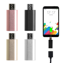 8Pin Lightning Female to Micro USB male adapter converter For Samsung LG Android Phone
