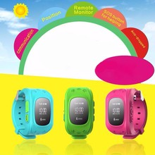 Brand New Smart Watch GPS Tracker Watch Anti Lost SOS Smart Mobile Phone Wristband for Kid