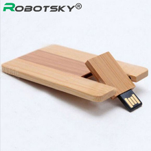 2GB 4GB 8GB 16GB 32GB 64GB Wooden pen drive Oval 2.0 USB flash drive memory Stick pendrive Wooden Package Wholesale