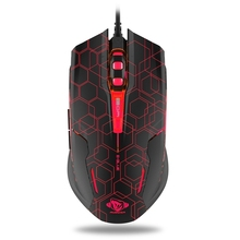 New Arrival E - 3LUE M636 Wired Mouse Optical Gaming Mouse Star Edition with LED Breathing Light Mouse For PC Laptop Game Gamer