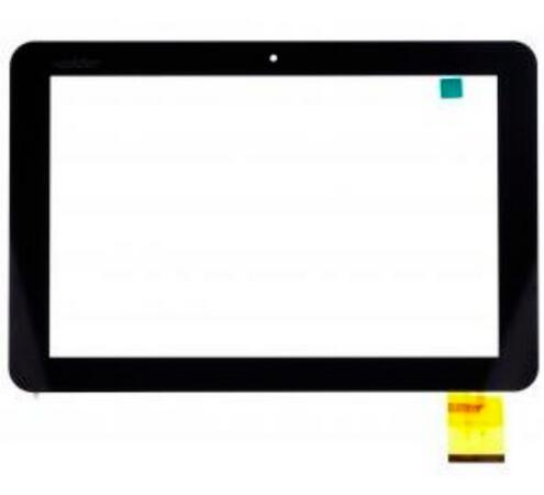 New For 10.1 Wolder miTab EVOLUTION W1 Tablet Touch Screen Panel Digitizer Glass Sensor Parts Replacement Free Shipping<br>
