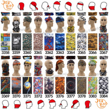 Fashion Camo Seamless Microfiber Multifunctional   Men  Brand Bandana Custom Magic Multifunctional Women Bandana