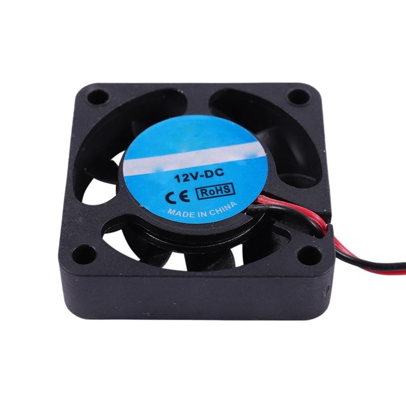 1PCS Cooler Axial Fan 12V 40x40x10mm For Arduino Raspberry Computer 3D printer M