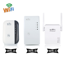 300Mbps Wifi Repeater 802.11n/b/g Wireless-N Network WiFi Routers Range Expander Signal Booster Extender WIFI AP WPS Encryption(China)
