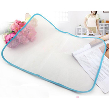 2Pcs Mesh Ironing Pressing Cloth Protect Guard Heat Resistant Ironing Pad Garment Ironing Board For Garment Tool Random Color