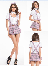 instyles Wholesale sexy girl style clothes adult learners game uniforms sexy lingerie wholesale  school uniforms