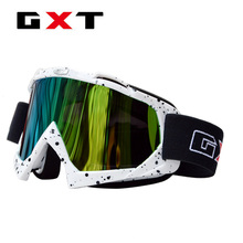 Free shipping top quality professional motorcycle helmet goggles gafas racing winproof motor cross helmet glasses(China)