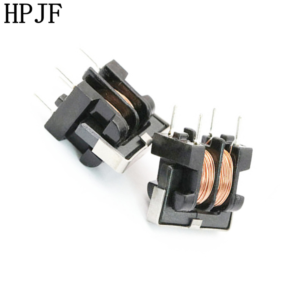UF9.8/&UF10.5 Series Common Mode Choke Filter Inductor 5MH 10MH to 50MH Vertical