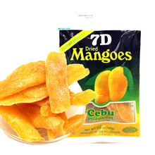 Small Cup or BUY 5 GET FREE 1 Philippine Dried Fruit  mango 7d Snack Fruit 100g Tropical Imported Instant Candy Food Snack !
