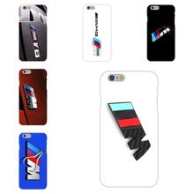 For Apple iPhone 4 4S 5 5C SE 6 6S 7 7S Plus 4.7 5.5 Soft TPU Silicon Wholesale Bmw M  Logo M3 M5 M4