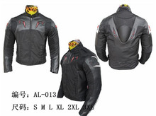 2014 new Oxford cloth 600D + PU leather Motorcycle jackets racing jacket motorcycle racing hump jacket