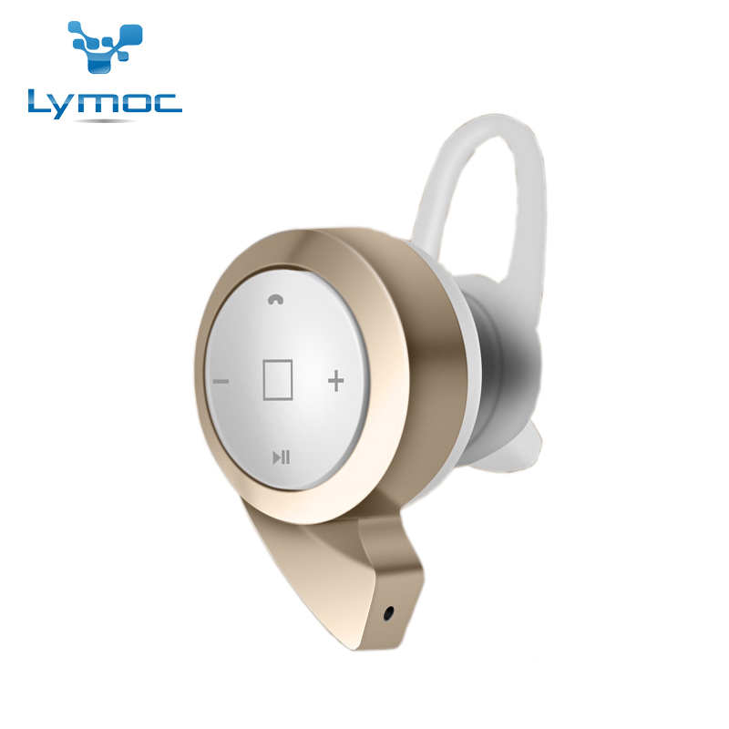 Snail Bluetooth Headset Mini In-Ear Earphone Bluetooth V4.1 Microphone Handsfree Stereo Music Play For iPhone XiaoMi Samsung<br><br>Aliexpress