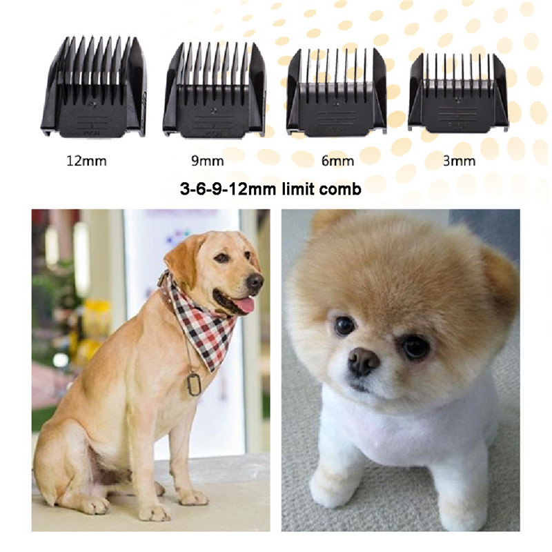 Professional Pet Grooming Set Dog Cat Nail Clippers Kit Rechargeable Pet Cat Dog Hair Trimmer Shaver Set Groomer Tool08