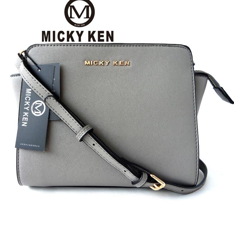 MICKY KEN Selling WomenS Bag Cross Pattern PU Leather Trumpet fashion Bat Bag Shoulder Messenger Bag 3038 #Lady bags<br>