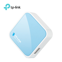 Portable Mini Wireless router Wifi 3G Router TP LINK WR703N USB Router Transmission Rate 150M ForTravel Outdoor Support 3G Modem(China)