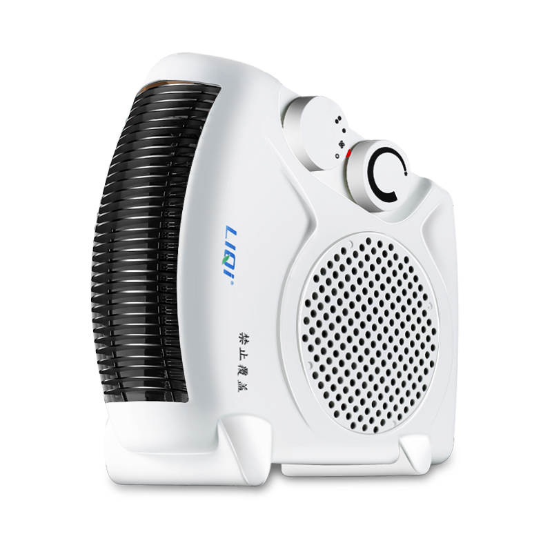 220V 3 Gear Mini Electric Warm Air Blower Electric Air Heater Room Fan Heater Cold and Warm Dual Purpose Overheat Protection<br>