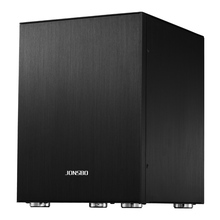 Jonsbo C2 Mini Computer Case All Aluminum PC Case Chassis USB 3.0 HTPC Case Support Video Card 1080P Free Shipping(China)