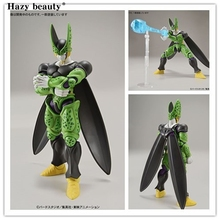 Hazy beauty Dragon Ball Z Figure-Rise Standard Perfect Cell Figure Juguetes Brinquedos Dolls Toys Figuras(China)