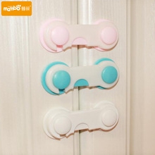 10pcs/set High Quality Doors Drawers Wardrobe Todder Baby Children Protection Safety Plastic Lock  Best Selling