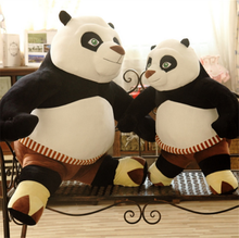 Hot Cartoon Kung Fu Kungfu Panda 3 Stuffed Animal Toy Panda Plush Toy Soft Doll For Kid Birthday Gift 30cm/35cm