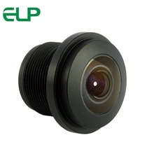 Wide angle 180 degree fisheye lens hd CCTV megapixel Lens and mount for our usb camera