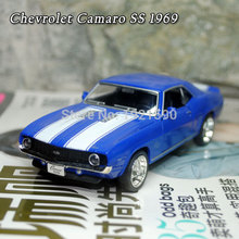 Brand New UNI 1/36 Scale USA 1969 Chevrolet Camaro SS Vintage Diecast Metal Car Model Toy For Collection/Gift/Kids(China)
